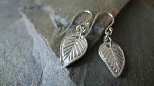 Recycled silver and sterling silver